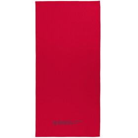 speedo Light Handdoek 75x150cm, red